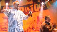 Johnny Rotten (real name John Lydon) is being sued by his former bandmates. Pic: Andrew Maccoll/Shutterstock