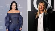 Kim Kardashian West called Kate Moss 'THE fashion icon'. Pic: zz/John Nacion/STAR MAX/IPx and AP