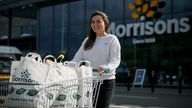 There are 497 Morrisons supermarkets in the UK