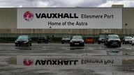 The future of the Ellesmere Port Vauxhall plant had been under threat
