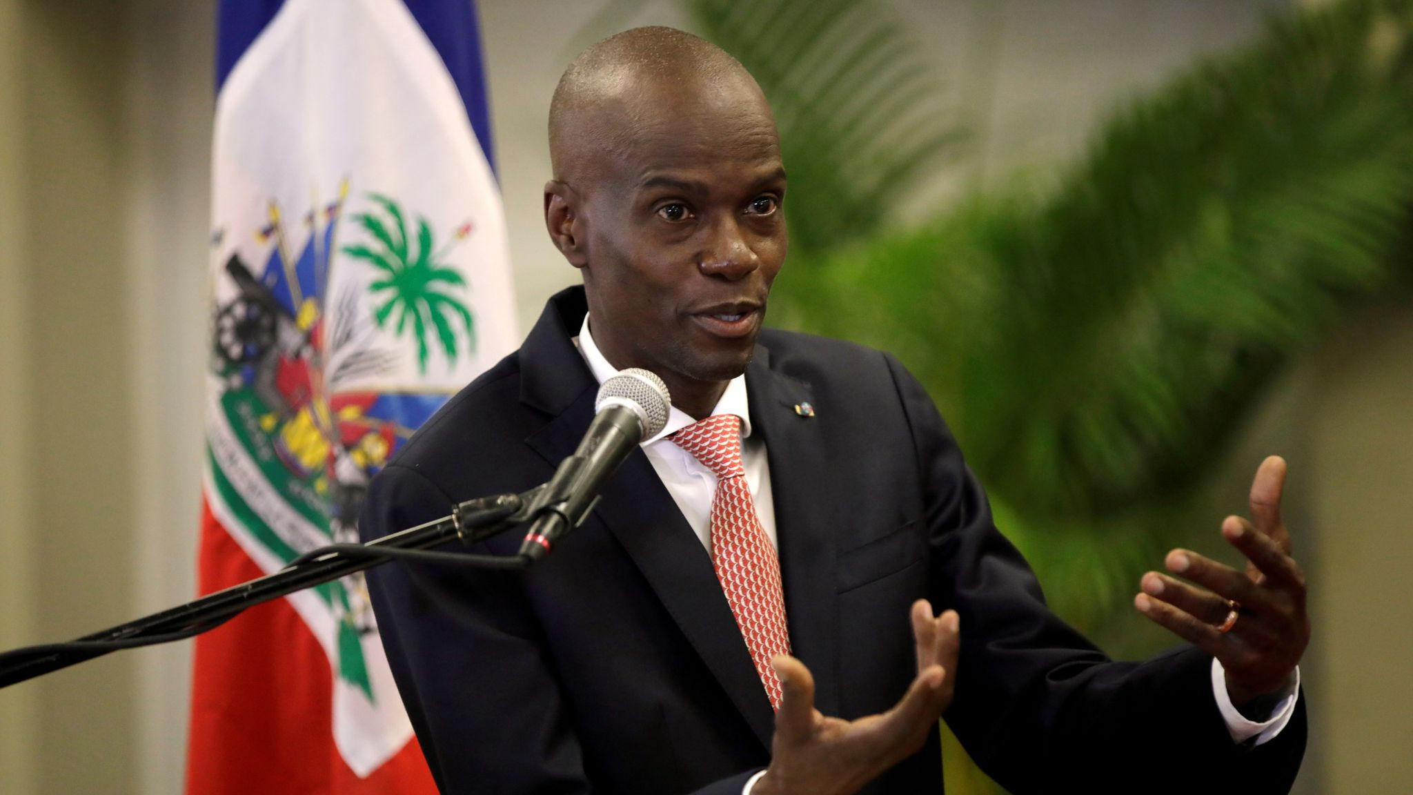 President of Haiti assassinated at home, country's interim ...