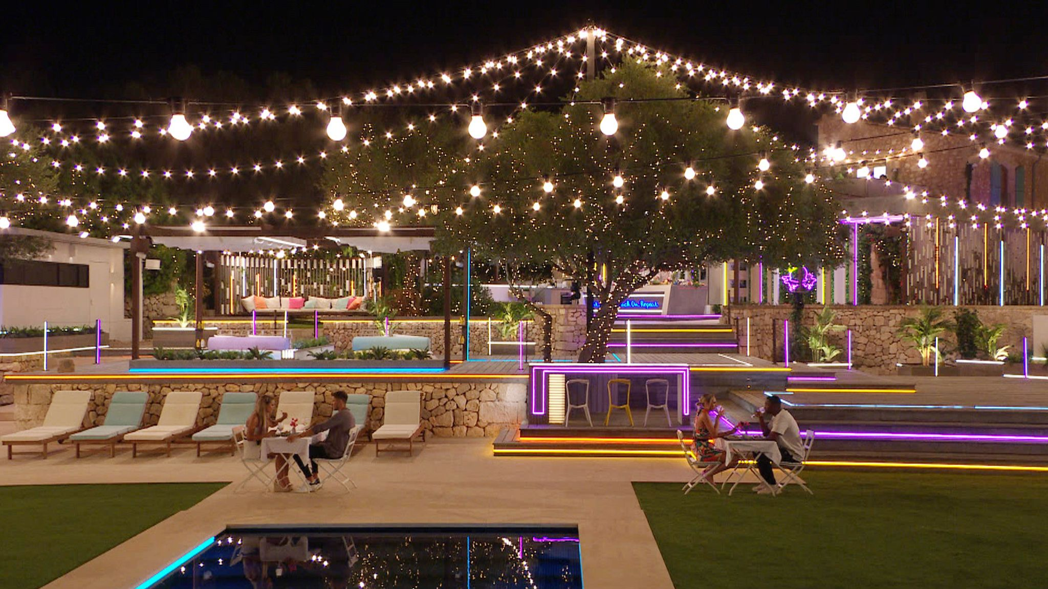 Love Island intruder removed from villa in Majorca after breaching security  overnight | Ents & Arts News | Sky News