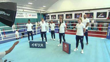 GB Boxing aim to surpass Rio haul at Tokyo Games