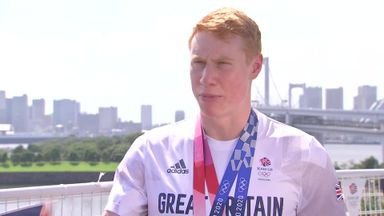 Dean: From Covid setback to Olympic gold