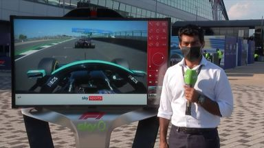 SkyPad: How Hamilton won British GP