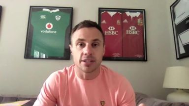 Bowe: I had to switch off Erasmus video!