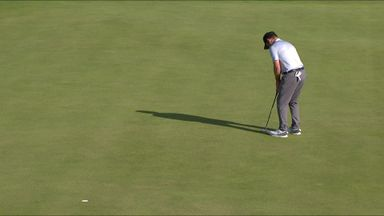 The Open: Day three highlights