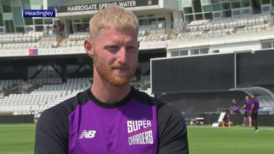 Stokes: New haircut inspired by Foden