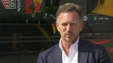 Horner: Red Bull not taking lead for granted