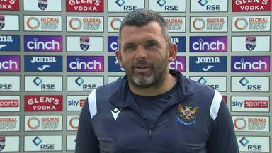 Davidson reflects on Saints draw