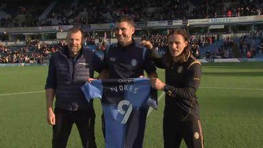 Wycombe shock Leicester with late winner
