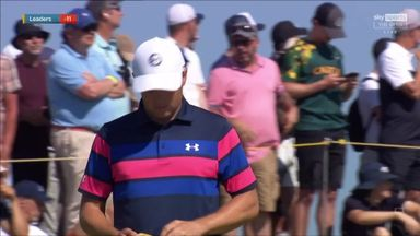 Pair of eagles for Spieth and Conners!