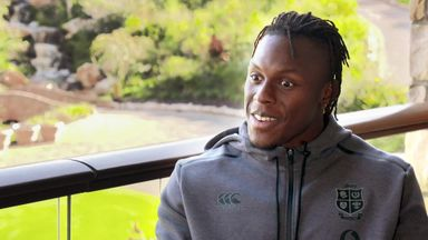 Catching up with Maro Itoje