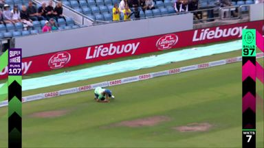 Lovely catch from Gray