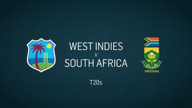 BTS Cricket Reload: W Indies v S Af