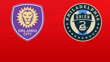 MLS: Orlando City v Philadelphia