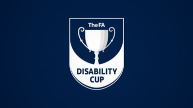 The FA Disability Cup: Highlights