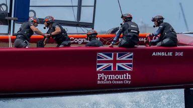 SailGP :Plymouth Review