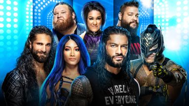 WWE Friday Night SMD: 23/07/21