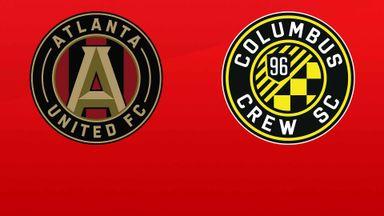 MLS: Atlanta Utd v Columbus Crew