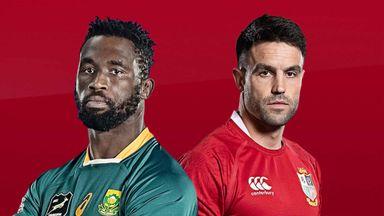 Bitesize: SA v Lions 1st Test