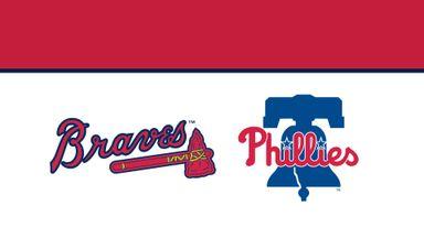 MLB: Braves @ Phillies