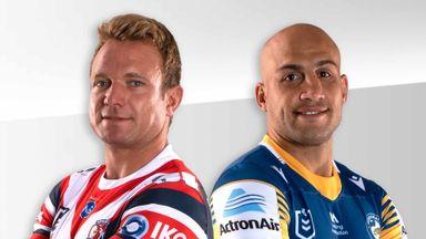 NRL Round 20: Roosters v Eels 29.0