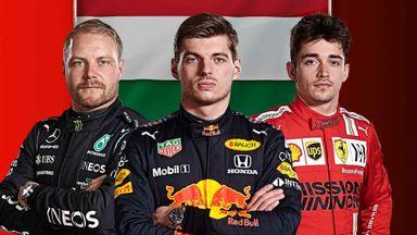 Hungarian F1 GP: Practice 1 Highli