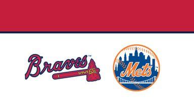 MLB: Braves @ Mets
