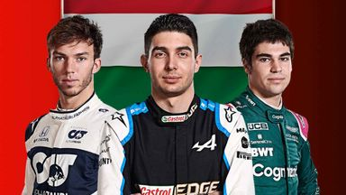 Hungarian F1 GP: Qualifying Highli