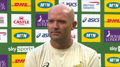 Nienaber ignoring criticism of SA style