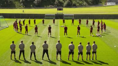 Liverpool pay tribute to Hillsborough victim Devine