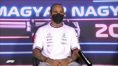Hamilton: I don't need to play tactics!