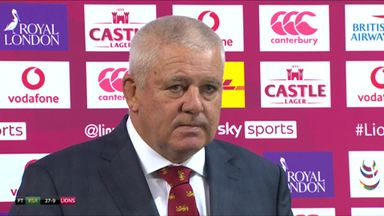 Gatland excited for series decider