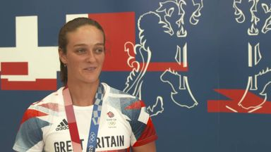 Franklin: It feels right to be at Olympics