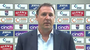 Mackay pleased with opening day draw