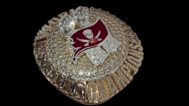 Bucs receive 2021 Championship rings