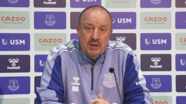 Benitez: I'm not scared of Everton challenge