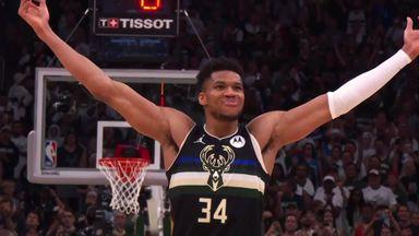 Ultimate Highlight: Giannis wins Finals MVP