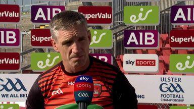 McGeeney: We gave away easy goals