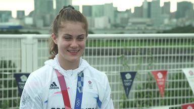 Shriever: Gold medal can inspire others