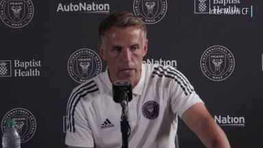 Neville: This defeat my lowest point in MLS