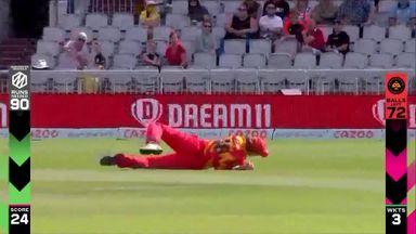 'Simply brilliant!' - Gordon takes amazing catch!