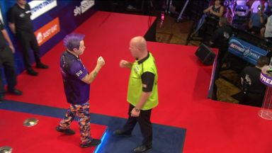 Wright produces masterclass to reach WMP final
