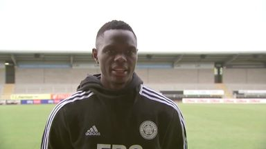 Daka: Joining Leicester an easy decision