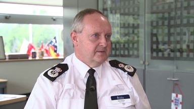 'People have behaved in a feral manner'