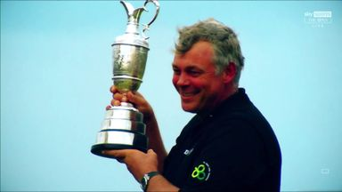 History of The Open at Royal St George's