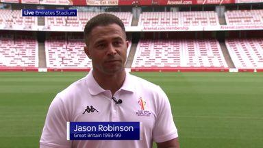 Robinson: I hope Kangaroos play in RLWC