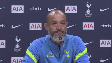 Nuno: Spurs working on transfers