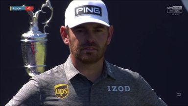 Final group get underway at The Open